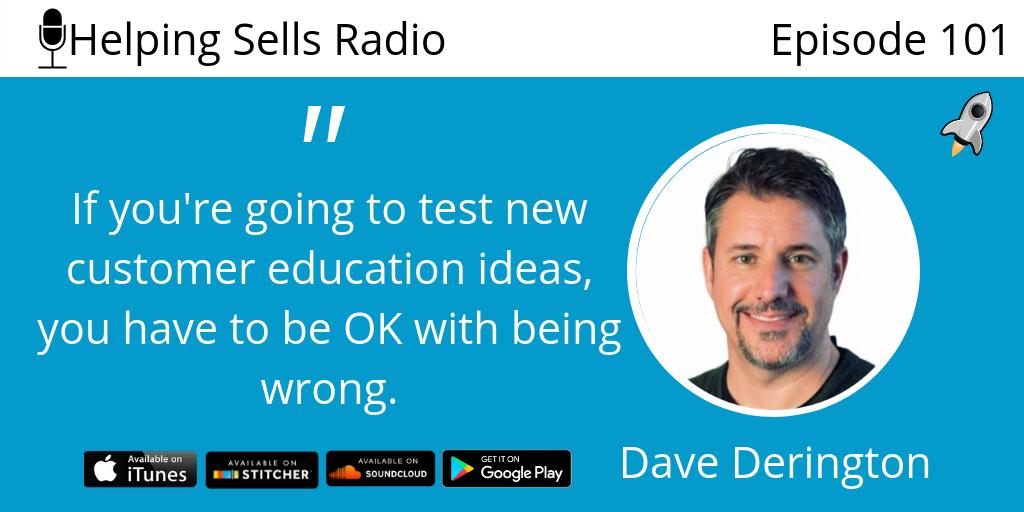Dave Derington of Azuqua on Help Sells Radio by ServiceRocket Media