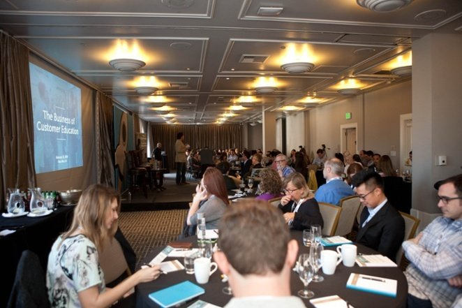 ServiceRocket Business of Customer Education Conference Audio Recordings