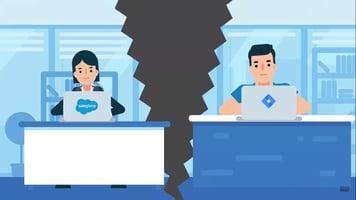 Connector Salesforce Jira