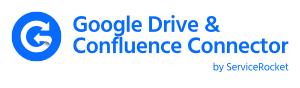 google drive confluence connector data center