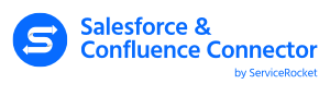 Salesforce & Confluence Connector Full Lockup300pxw