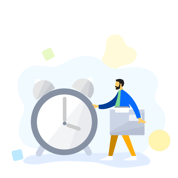 human_time_clock_m