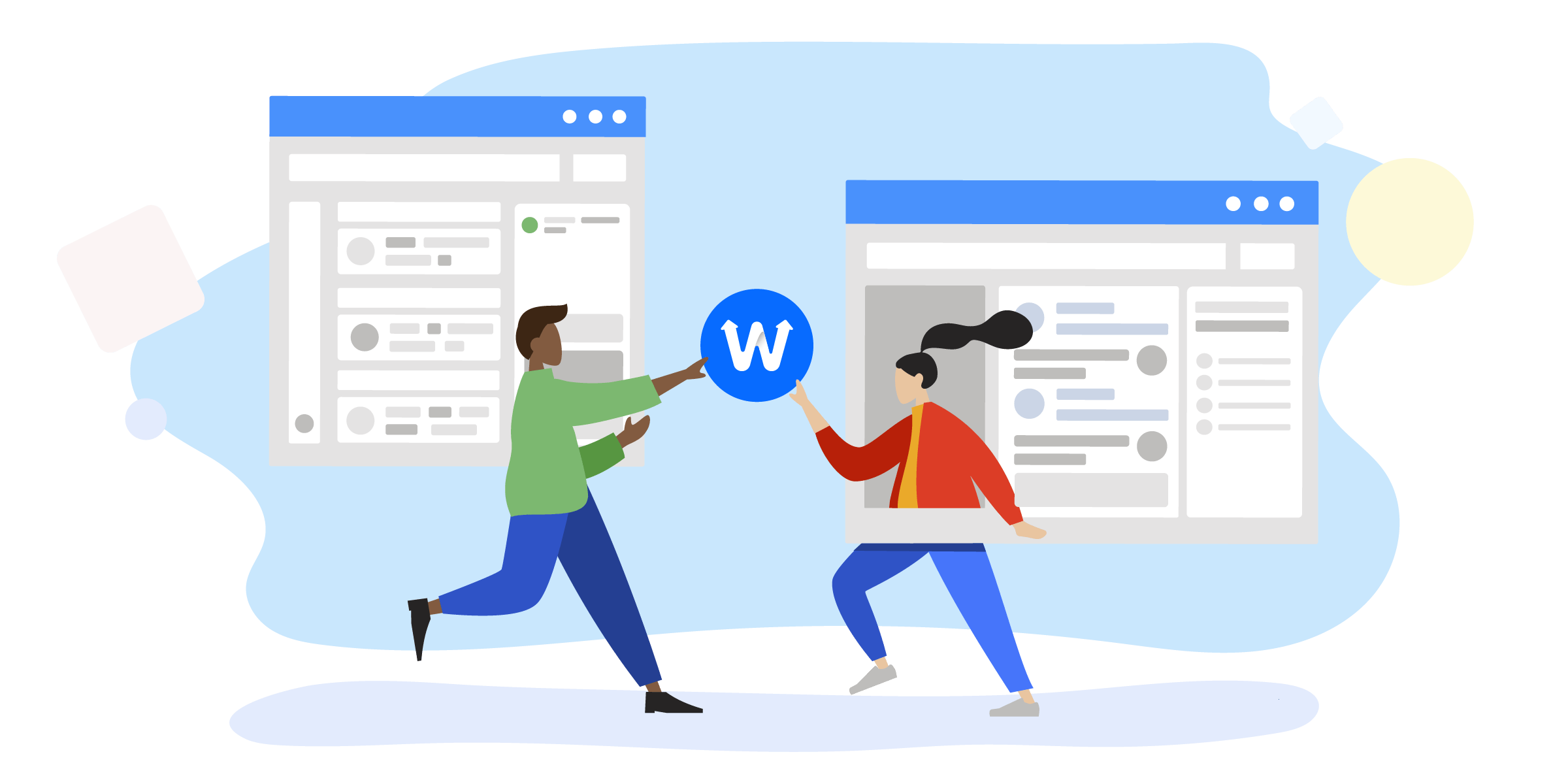 Workplace and Jira Connector