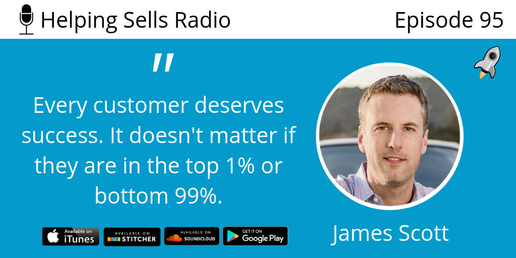 James Scott of SuccessHacker on Helping Sells Radio by ServiceRocket Media