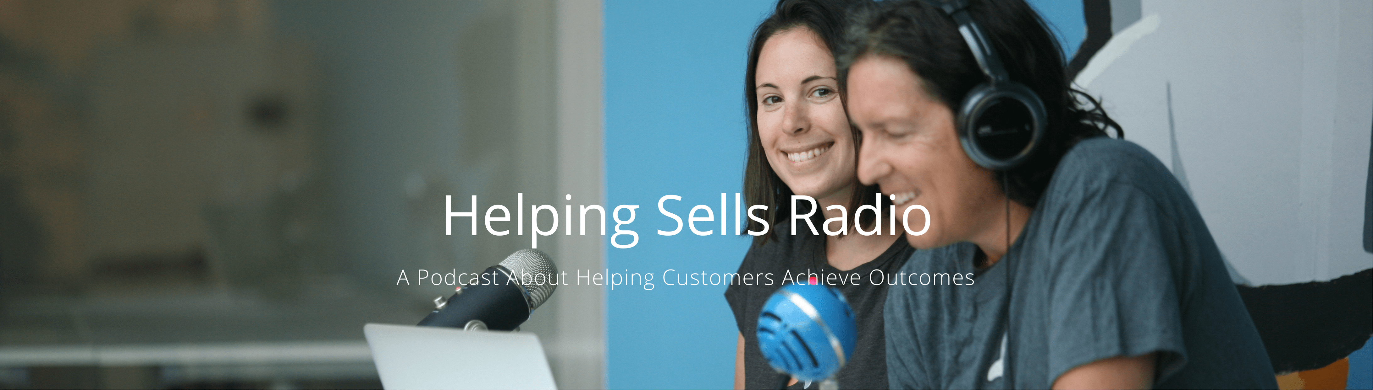 Helping Sells Radio