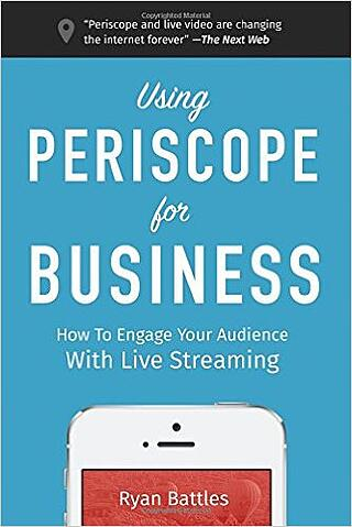 Ryan Battles Author Using Periscope for Business on Helping Sells Radio - ServiceRocket Media