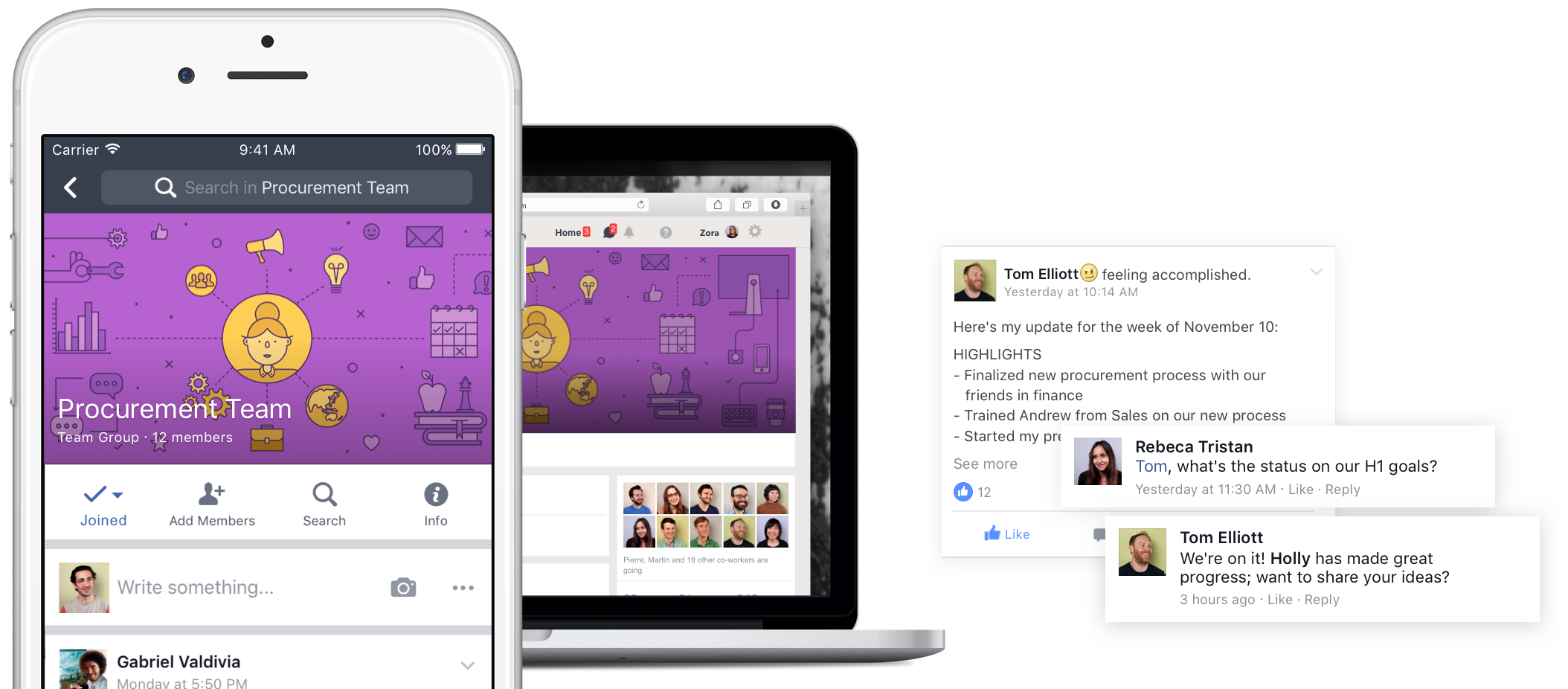 Workplace by Facebook and Customer Success on the ServiceRocket Blog