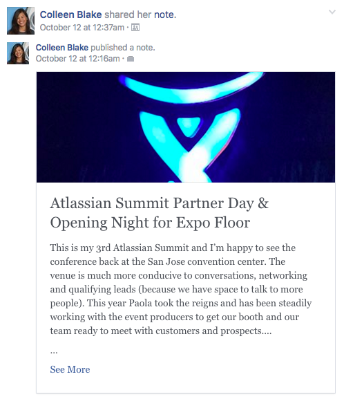 Recapping Atlassian Summit on Workplace by Facebook