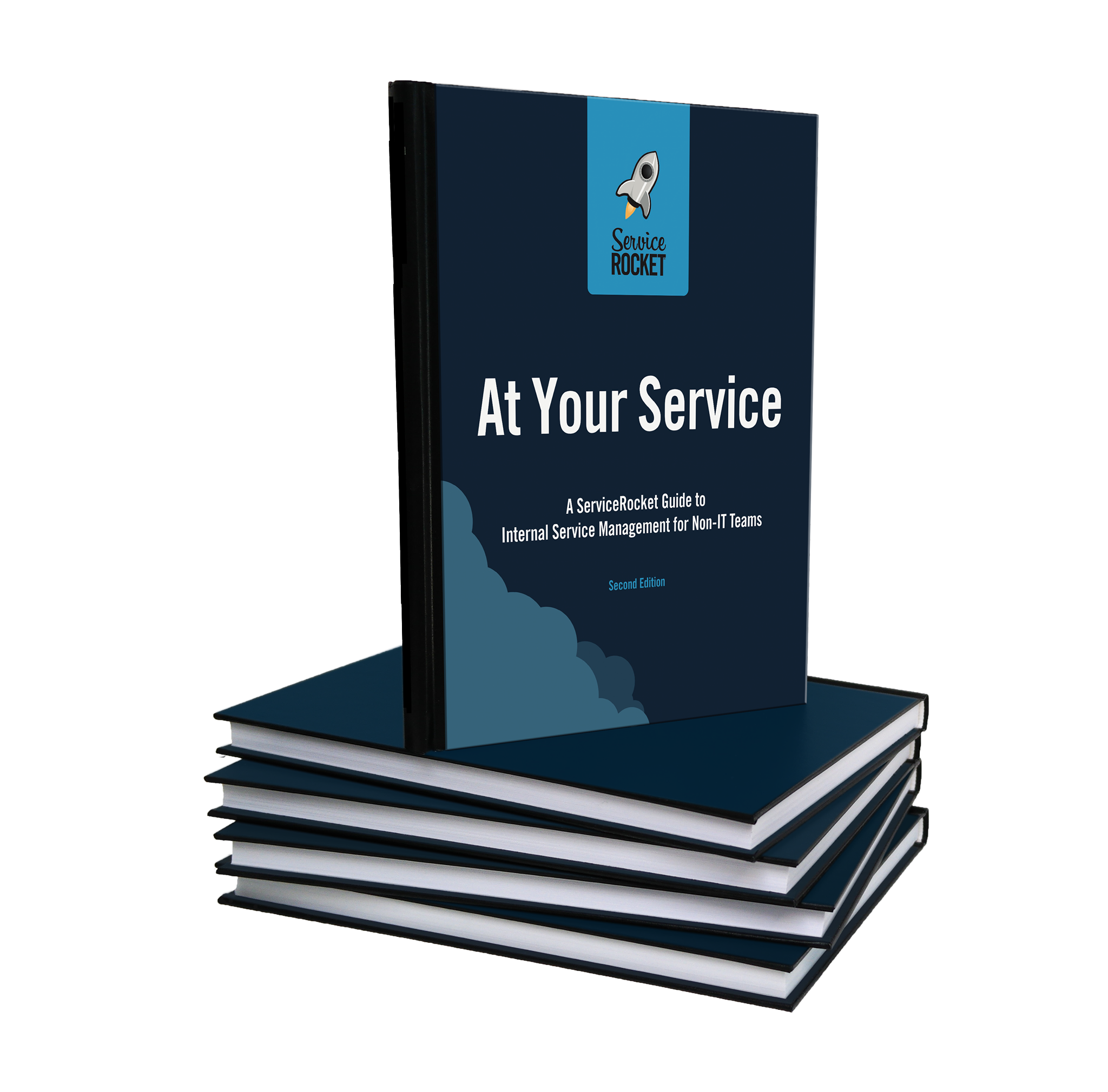 The ServiceRocket Guide to Service Management for Non-IT Teams with JIRA Service Desk