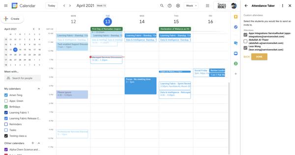 schedule-meeting-customize