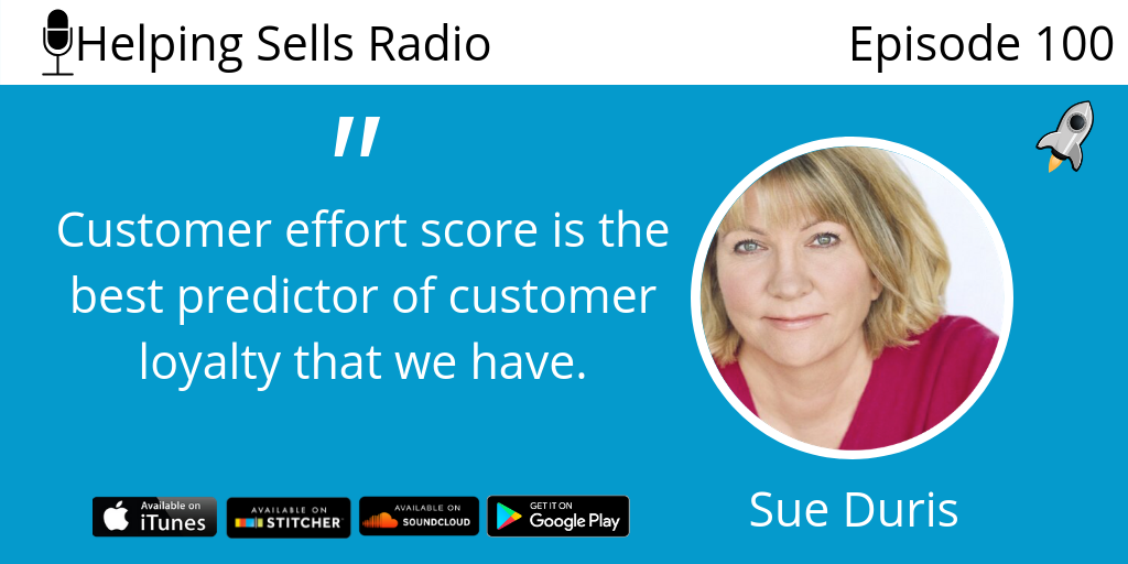 Sue Duris on Helping Sells Radio by ServiceRocket Media